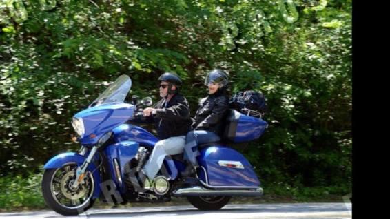 us riding